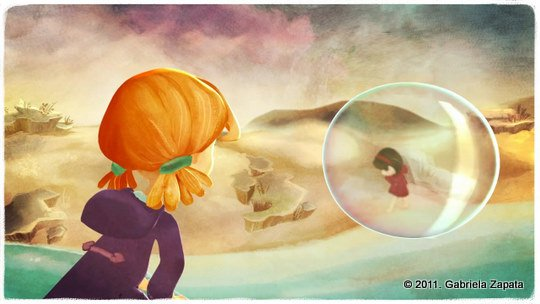 bubbles-gabriela-zapata