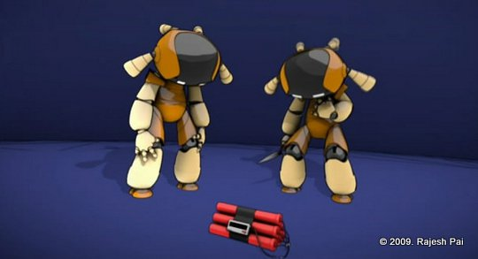 robots-rajesh-n-pai-2009