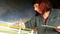 Rosalie & Trüffel in der Schiffswerft TRIKK17